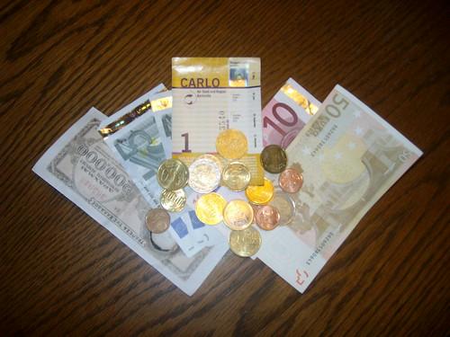 Wird´s im Geldbeutel bald bunter? (Titelbild) ©Tobias Siegwart