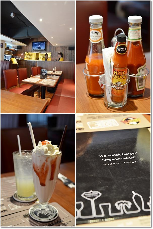 Bangkok Burger Company @ Thong Lor