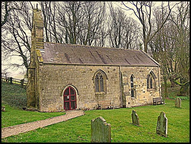 St Ethelburgas church,Givendale.