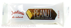Justin's All Natural Dark Chocolate Peanut Bar