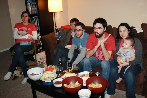 Super Bowl Party 2012