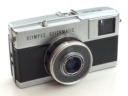 Olympus Quickmatic by pho-Tony