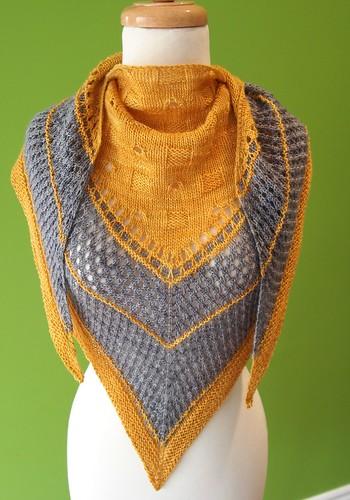 Polyhymnia shawl