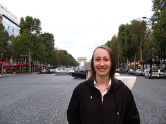 Champs Elysees with Joy
