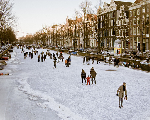 Winter in Amsterdam I   [Explored] by Marc Rauw.