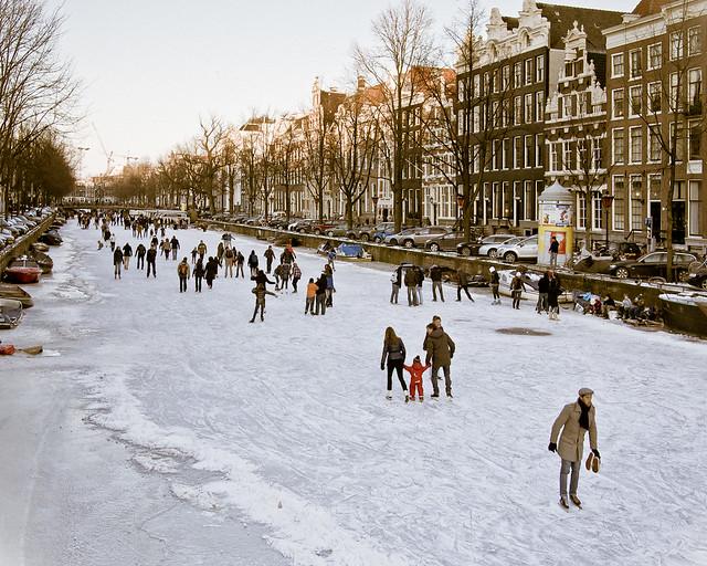 winter in amsterdam i explored flickr photo sharing. Black Bedroom Furniture Sets. Home Design Ideas