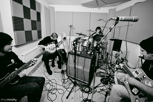 Blood or Whiskey album recording