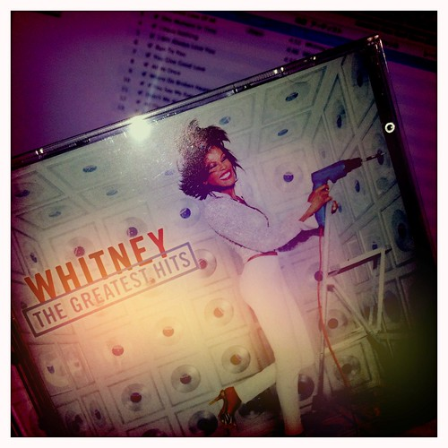 R.I.P Whitney by Stroll diary