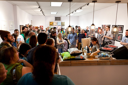 People + Patterns: Grand Opening
