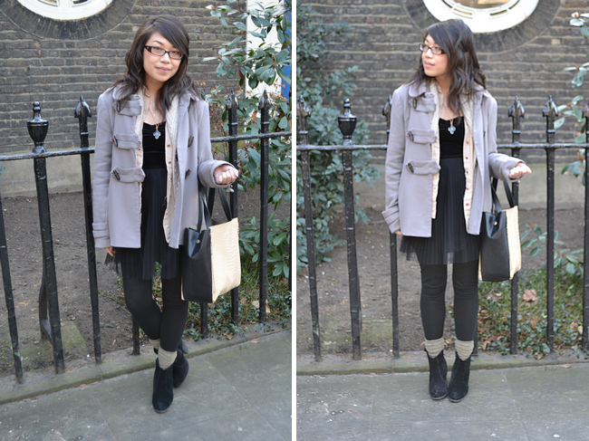 daisybutter - UK Style Blog: what i wore, h&m, topshop, romwe, british street style, towib