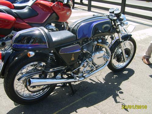 Vincent/Ducati