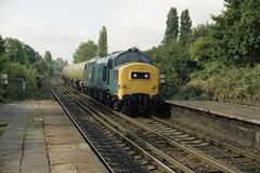 A Day On The North London - Class 37