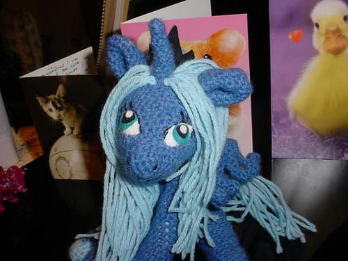 Luna face