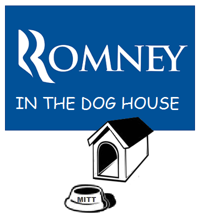 Doggone It, Mitt!