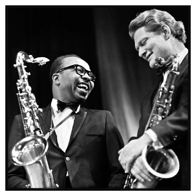 Zoot Sims and James Moody