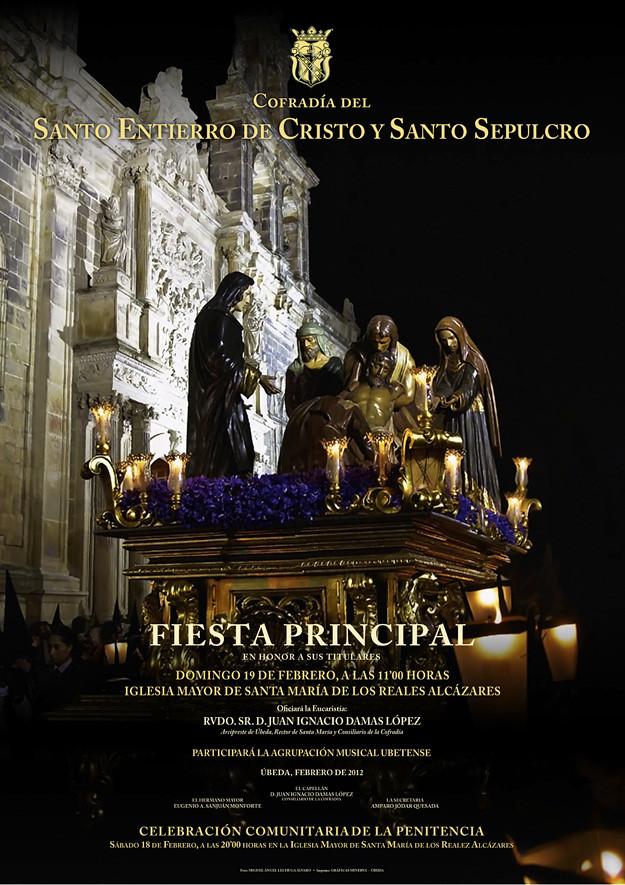 CARTEL SANTO ENTIERRO 2012 1