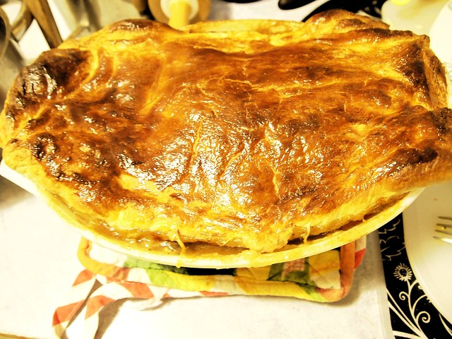 Steak and ale pie | Steak and ale pie | By: Miia Sample | Flickr ...