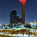 Reunion Tower by Justin Terveen