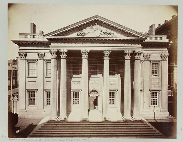 Girard Bank. ca. 1870.