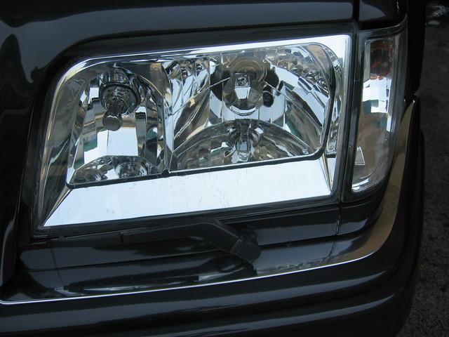 Mercedes Benz W124 Headlights