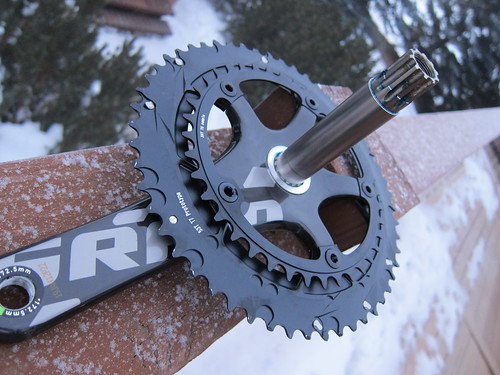 SRAM Red 2nd Generation - Bolts