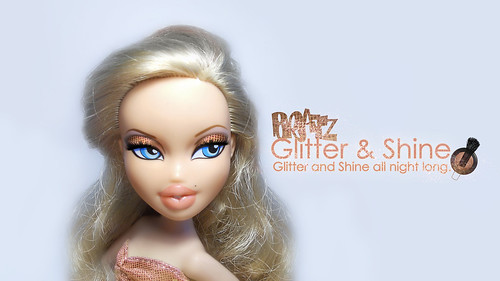 "Week 10, Challenge 1/2 | ""BratzGirl Eye Shadow Shoot"" 
