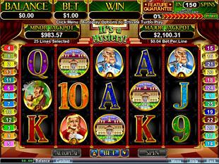 It's a Mystery Slot Machine