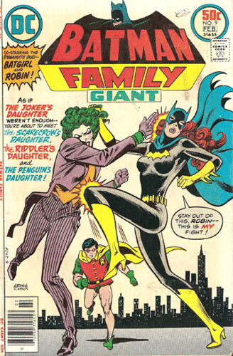Batman Family #9 (1977)