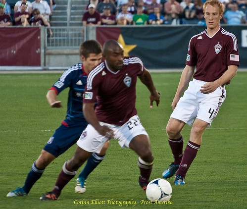 Colorado Rapids 1 Apr 2012 by Corbin Elliott Photography