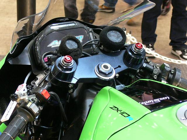 2011 Kawasaki Ninja  ZX-10R  #87 Akira Yanagawa