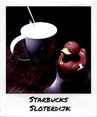 Starbucks Sloterdijk