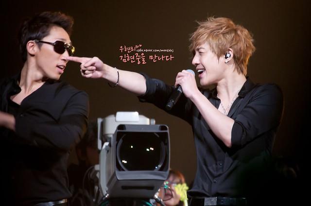Kim Hyun Joong Japan Debut Premium Live 2012 [120205]