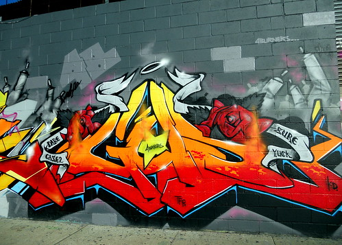 In the South Bronx, Memorial Wall, 4Burners