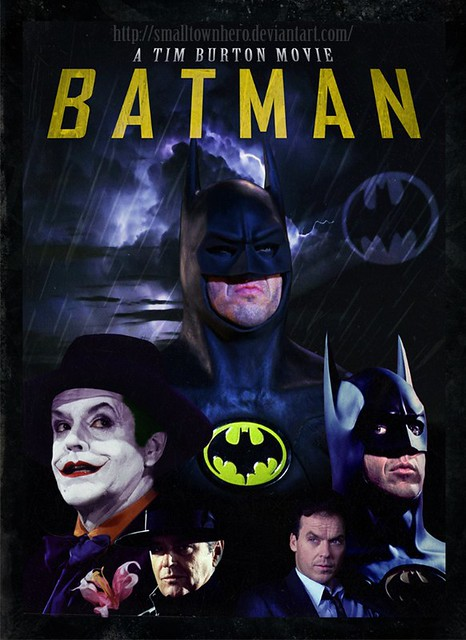 Number 188 Batman (1989)