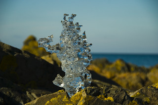 ice sculpture in arild | by www.siloo.se