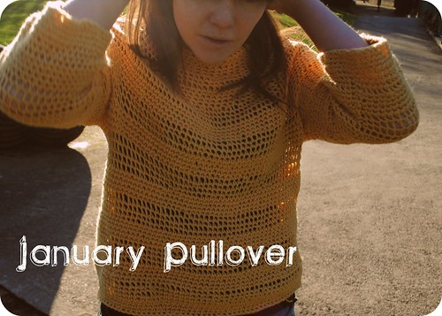 January Pullover ::