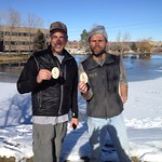 Chris Keener & Pat McMahon - WInners @ Interlocken (WW Record -36!)