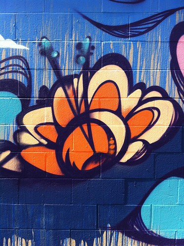 I love this flower by Pow Wow Hawaii 2012