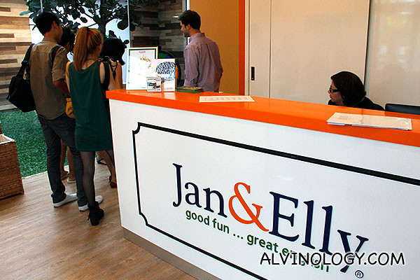 4th Stop: Jan & Elly Language School