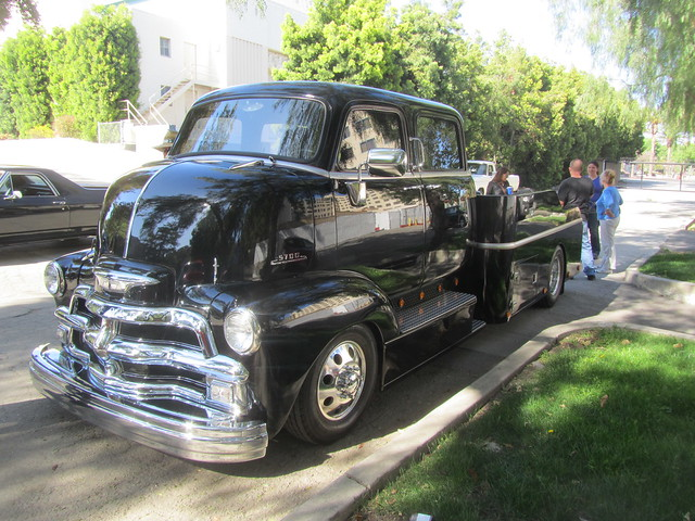 1947 1954 Chevy Coe Trucks http://www.flickr.com/groups/advanceddesign