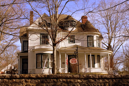 Savannah, TN Historic District: Welch-Hansgen House