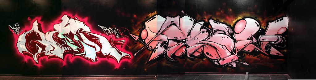 OZER & TRAV Ironlak Los Angeles.