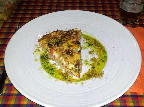 Burgos | El Jardín de Etna | Tarta de arroz