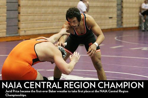 Central Region Champion