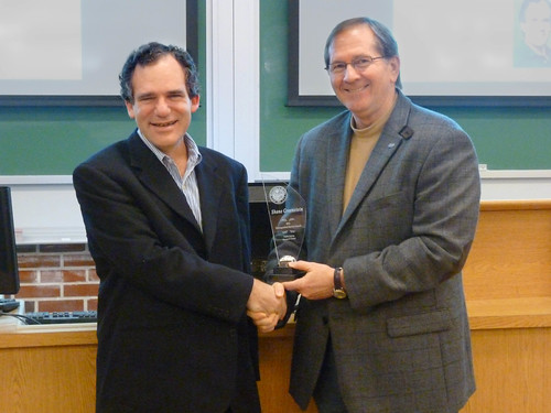 2012 PURC Distinguished Service Award