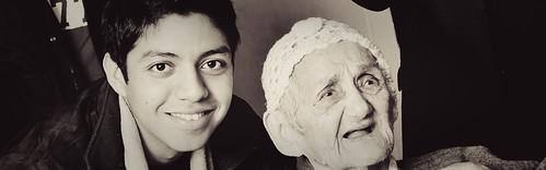 Visita a los abuelitos - Gio Deantes