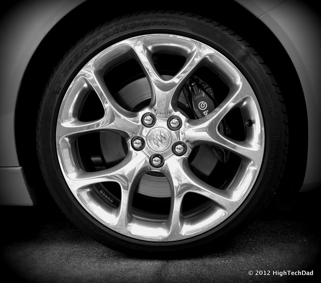 20 low profile tires 2012 buick regal gs photos fr flickr photo sharing. Black Bedroom Furniture Sets. Home Design Ideas