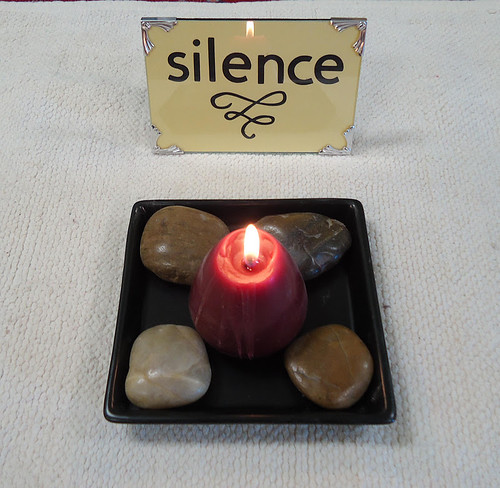 Silence Game Materials (Photo from To the Lesson!)