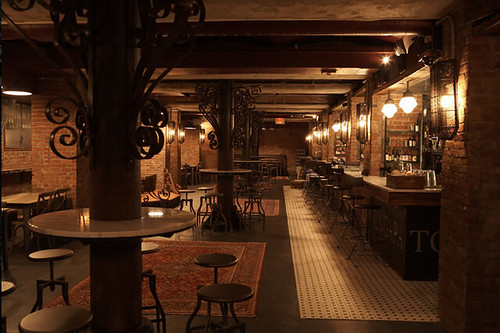 The Tippler Bar NYC Chelsea Market