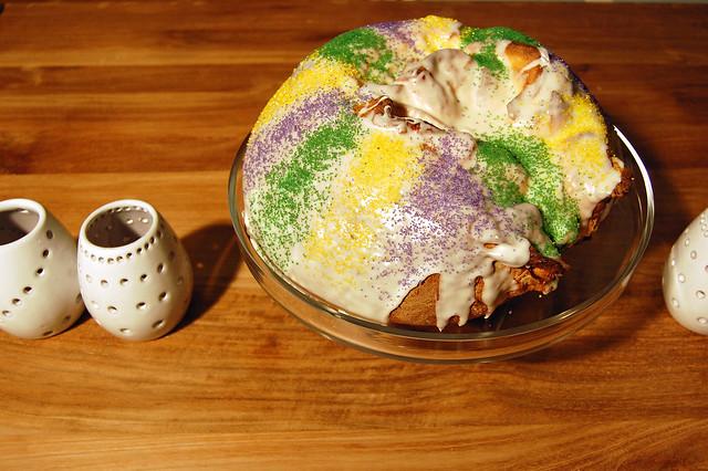 king cake 2009